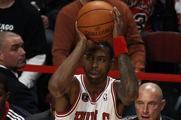 NBA Rumors: Will the Chicago Bulls Bring Back Rasual Butler?