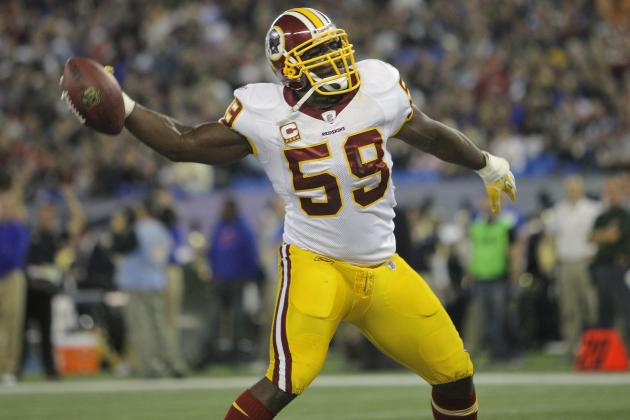 NFC East Free Agency: Predicting Future for Each Team's Top Remaining Free Agent