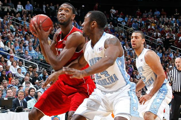 NCAA Touranment 2012: UNC and NC State Will Punch Tickets to Regional Finals