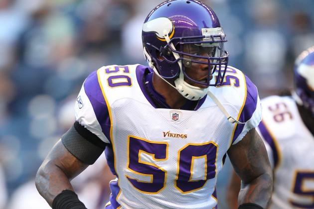 Minnesota Vikings Re-Sign Linebacker Erin Henderson to One-Year Deal