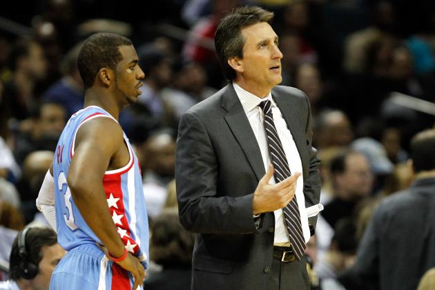 NBA Rumors: Vinny Del Negro Should Be Worried About Job