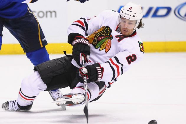 Chicago Blackhawks: Duncan Keith Suspended 5 Games for Hit on Sedin