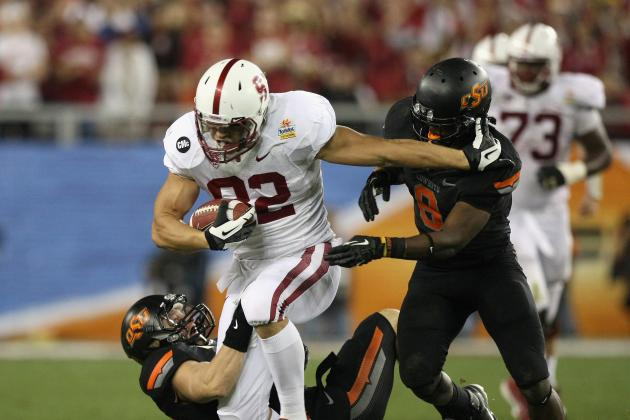 2012 NFL Draft News: Coby Fleener Could Go in 1st Round After Stanford's Pro Day