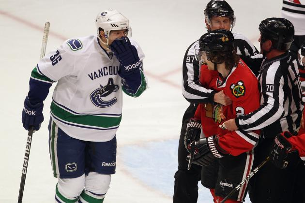 Vancouver Canucks: Was Justice Served by Duncan Keith's 5-Game Suspension?