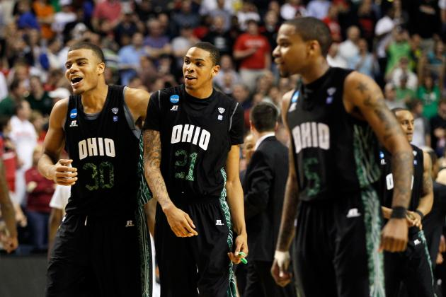 Sweet 16 Schedule: Ohio's Cinderella Story Will End with North Carolina