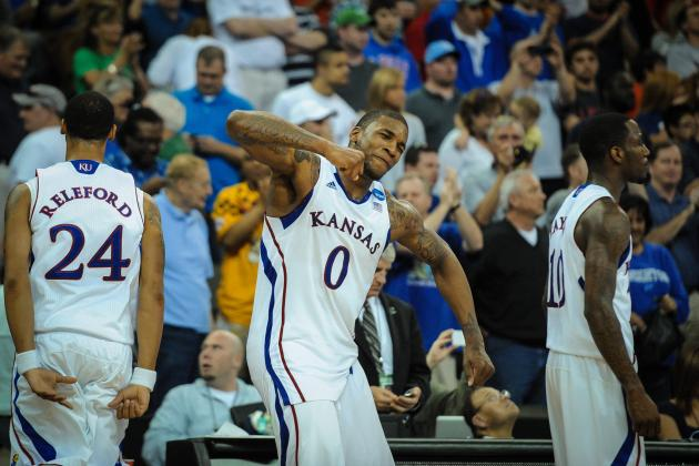 NCAA Tournament 2012: A Look Ahead at the Kansas Jayhawks' Route to Elite Eight