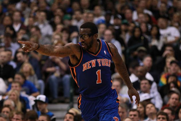 New York Knicks: Amar'e Stoudemire Deserves Credit for What He Has Done in NY