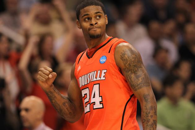 NCAA Tournament 2012: Louisville Looks Like Final Four Contender