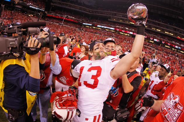 Classic Big Ten Football: Wisconsin vs. Michigan State, 2011 (B1G Championship)