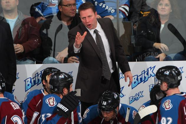 Colorado Avalanche: The Return of Joe Sacco's Doghouse
