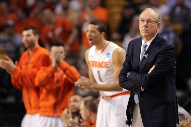 March Madness 2012: Syracuse Orange Dress Up as Underdogs for the First Time