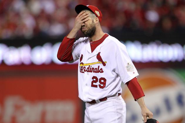 Chris Carpenter Injury: 4 Ways the St. Louis Cardinals Could Replace Him