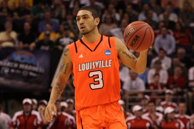 NCAA Tournament 2012: Louisville and Most Dangerous Elite Eight Teams