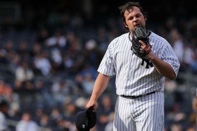 Joba Chamberlain's Broken Ankle and 6 Most Freakish All-Time Yankees' Injuries