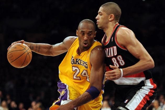 LA Lakers vs. Portland Trail Blazers Live Blog: Play-by-Play Analysis, Reaction