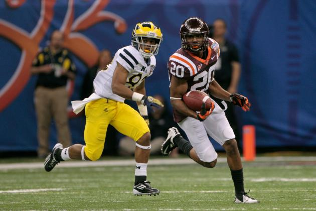 Michigan Football Predictions: Why Jerald Robinson Is the Key Wideout