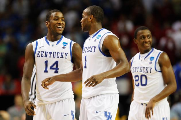 NCAA Tournament 2012: Kentucky Wildcats Get Sweet Revenge Against Hoosiers