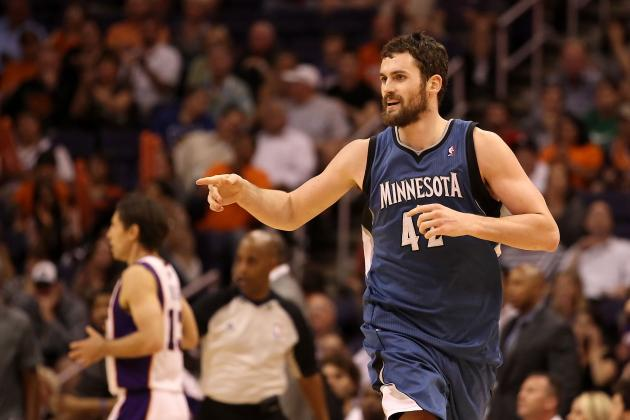 Minnesota Timberwolves: Kevin Love Continues to Take the League by Storm