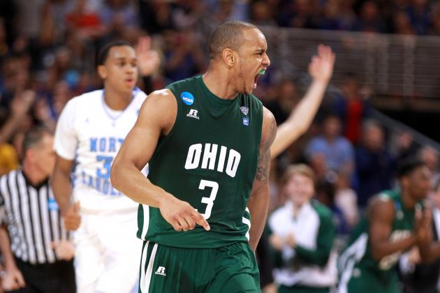 Ohio vs. North Carolina: Bobcats Scare Tar Heels, Put Athens on the Map