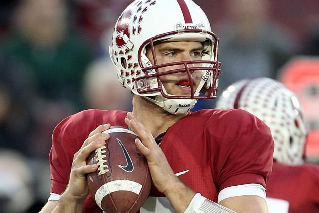 Andrew Luck's Pro Day at Stanford: 5 Things We Learned
