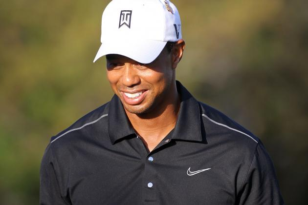 Tiger Woods Moves into Position at Bay Hill on the PGA Tour