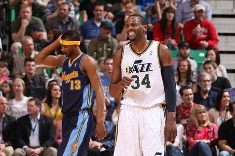 2012 NBA Playoffs: When the Utah Jazz's Playoff Push Turns to Shove