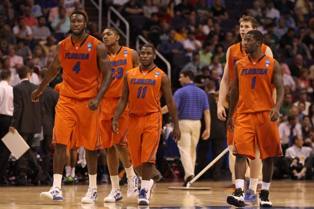 Elite Eight Schedule: Florida's Guards Will Lead Gators to Final Four
