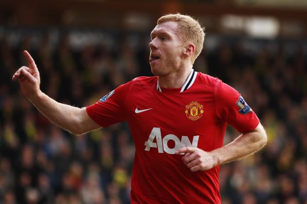 Paul Scholes: Why Manchester United Wouldn't Be Desperate to Extend His Return