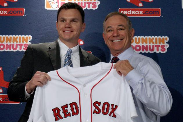 Boston Red Sox Management Wedge Reminiscent of WWE Feuds