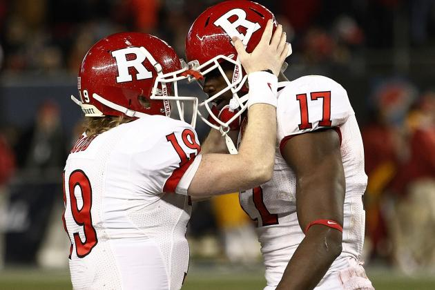 Rutgers Football: Quarterback Battle Will Be Key to RU's 2012 Big East Hopes