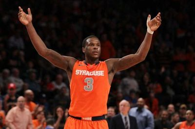 Dion Waiters Brings the Zest to the Syracuse Orange