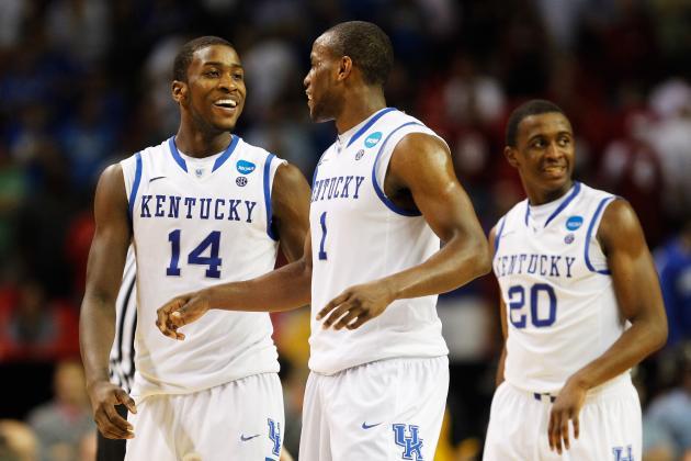 NCAA Tournament Scores 2012: Kentucky & Ohio State on Collision Course to Final