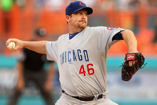 Chicago Cubs: Starting Ryan Dempster over Matt Garza Is Foolish of Dale Sveum
