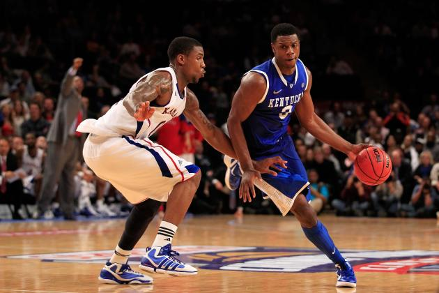 NCAA Tournament Schedule 2012: Kansas and Kentucky Will Dominate Sunday's Action