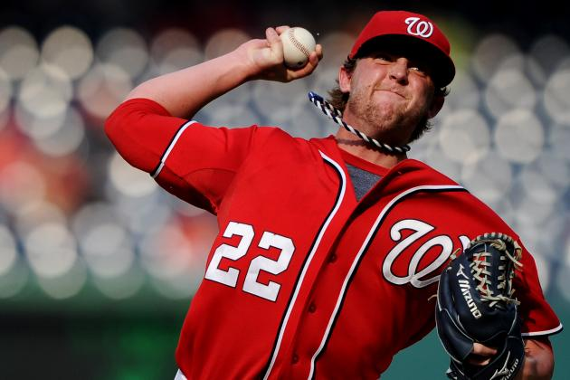 Washington Nationals Preparing for Drew Storen to Begin Season on DL