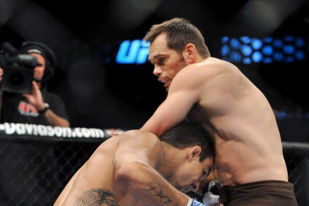 UFC 148: A Shot at Cung Le Is Rich Franklin's Reward for Years of Service