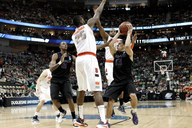 Elite 8 2012: Rakeem Christmas Will Stand Strong vs. Jared Sullinger, Ohio State