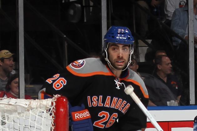 New York Islanders: Matt Moulson Is a Superstar in the Making