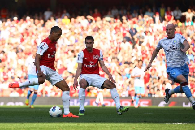 Arsenal vs. Aston Villa: 12 Thoughts on the Gunners' 3-0 Victory