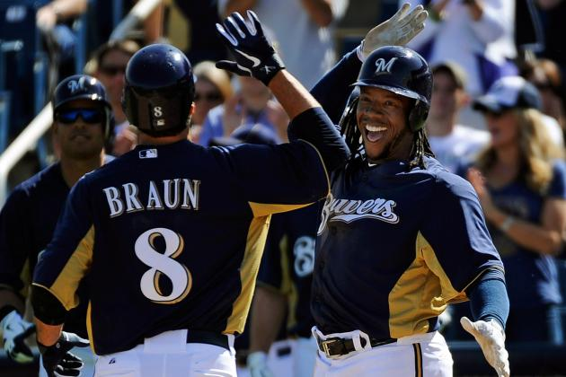 Milwaukee Brewers Will Win National League Central Again