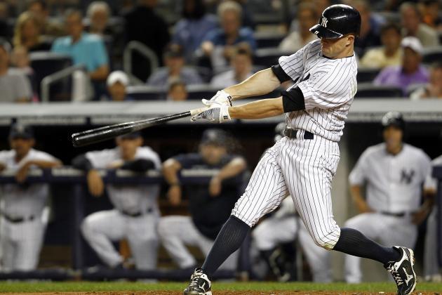 New York Yankees 2012: Brett Gardner Aims for Consistency