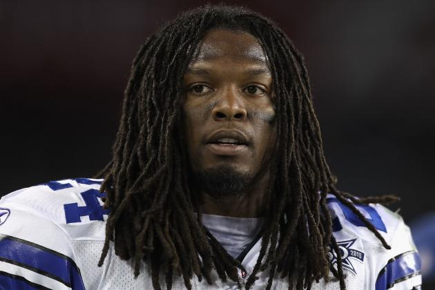 NFL: Marion Barber's Unexpected Retirement Puts Short RB Shelf Life on Full View