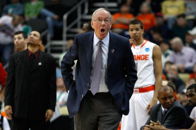 Syracuse V. Ohio State: What the Win Would Mean for Jim Boeheim's Legacy