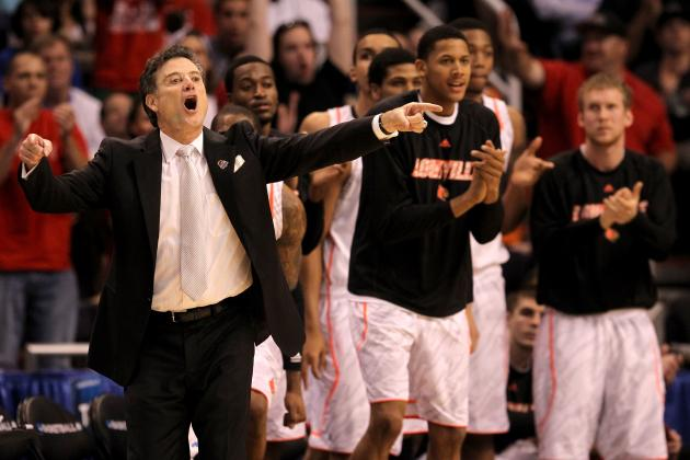Elite 8 Scores: Louisville's Resilience vs. Florida Proves They Are Contenders
