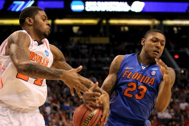Final 4 2012: Florida Gators' Choke Job Proves They Were Never Really Contenders