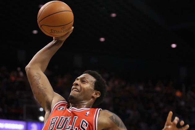 Chicago Bulls: Looking Back at the James Johnson Trade