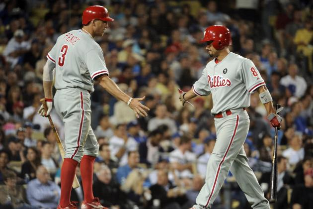 Phillies Spring Training: Pence and Victorino Are X-Factors