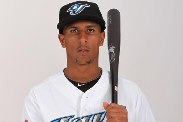 MLB Spring Training 2012: Blue Jays Top Prospect Anthony Gose Heads to Triple-A