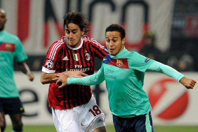 AC Milan vs FC Barcelona: Tactical Breakdown of What to Expect in UCL