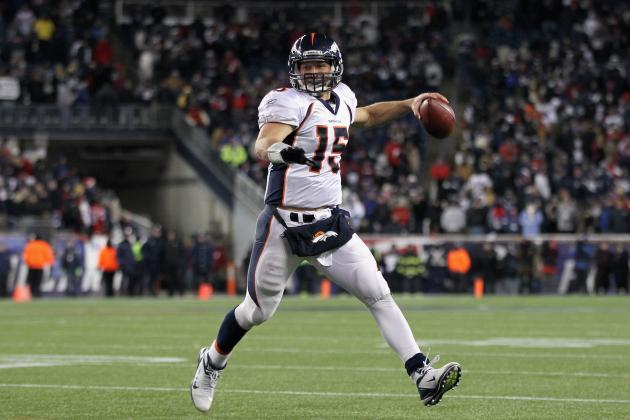 Tim Tebow Move Could Be Major Setback for New York Jets